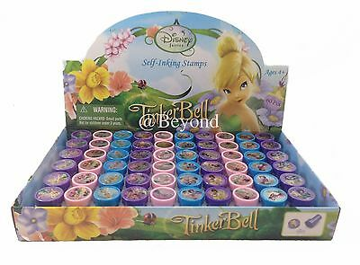 NEW Disney Tinkerbell Self Ink Stamps Birthday Party Favors Bag Filler Supplies~](Tinkerbell Party)