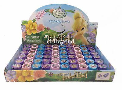 NEW Disney Tinkerbell Self Ink Stamps Birthday Party Favors Bag Filler - Tinkerbell Party Favors