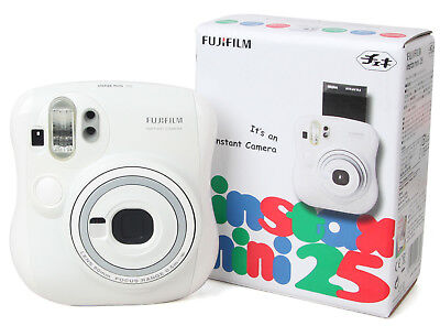 Fujifilm Instax MINI 25 Instant Film Polaroid Camera