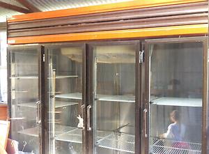 4 door fridge shop industrial fridge Londonderry Penrith Area Preview