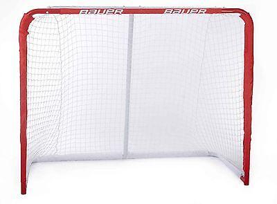 """BAUER Deluxe Rec Steel Goal 54"""" (137x112x61cm) - Inline-Hockey - Street-Hockey"""