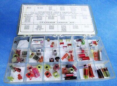 Standex Variabie Inductor Rf If Vintage Design Kit