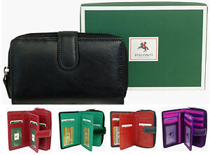 VISCONTI-Boxed-Ladies-Large-Multi-Compartment-Leather-Purse-with-16-Card-Slots