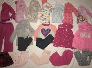 Baby girl clothes and items