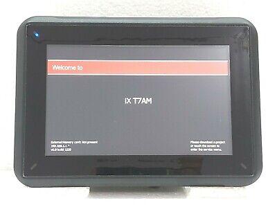 Beijer Electronics Ix T7am Operator Touch Panel 630002502