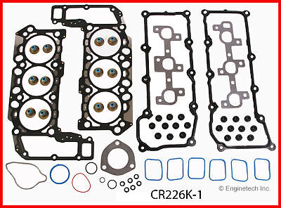 ENGINETECH CR226K-1 Engine Rebuild Gasket Set
