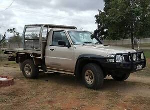 2009 Nissan Patrol Ute Lissner Charters Towers Area Preview