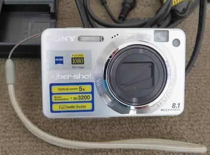 Sony Digital Camera Thornlands Redland Area Preview