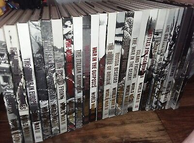 Time Life Series Wwii Books World War 2 Ii Military History You Pick Singles