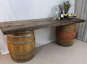 Wine Barrels for HIRE (Melbourne Metro) x8 Greater Dandenong Preview