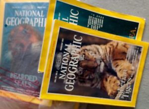 Revues National Geographic