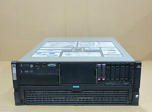 HP-ProLiant-DL580-G5-4x-QUAD-Core-XEON-E7430-2-13Ghz-36Gb-RAM-2x-146Gb-Server