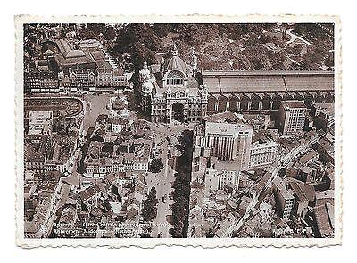 Antwerpen Anvers middenstatie luchtopame
