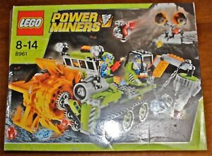 LEGO POWER MINERS CRYSTAL SWEEPER (8961) Kenmore Brisbane North West Preview