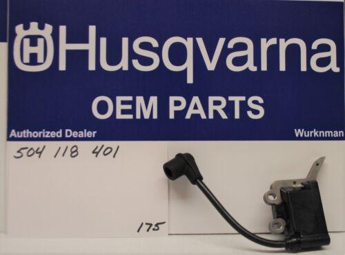 Genuine OEM Husqvarna 504118401 Ignition Module for 130BT Blower
