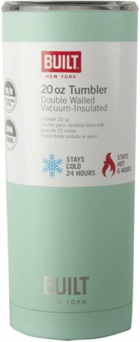 Built NY Double Wall Stainless Steel Vacuum Insulated Tumble