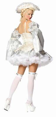 Deluxe Marie Antoinette 18th Roma Fancy Dress Costume M/L 10-12](Marie Antoinette Fancy Dress Costumes)