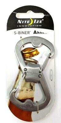Nite Ize Innovation S Biner Metal Key Chain Gadget Organizer Keys Bottle Opener