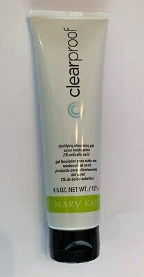 Mary Kay Clear Proof Acne Clarifying Cleansing Gel *FREE SHIPPING*