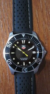 Tag Heuer Aquaracer 300 Dive Watch WAB1110