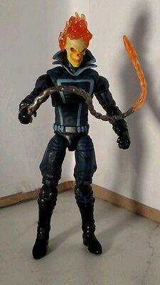 marvel universe 3.75  ghost Rider loose lot legend