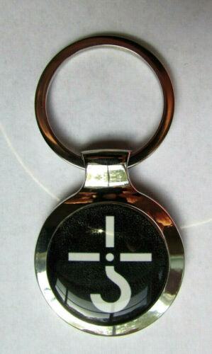 Blue Oyster Cult Key Chain, Blue Oyster Cult Logo Keychain, BOC  Keychain