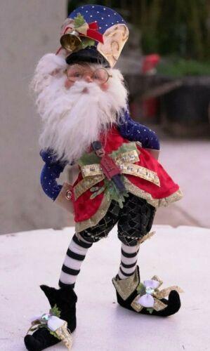 Mark Roberts North Pole Drummer Elf, Med Limited Edition 2018