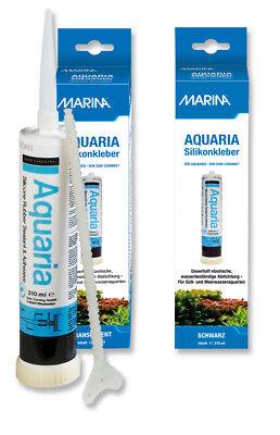Silikonkleber Aquaria / Aquarienseilikon 310 ml - Farbe: