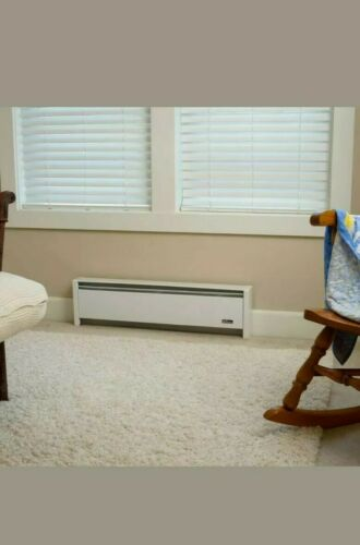 hydronic electric baseboard heater heating home 47
