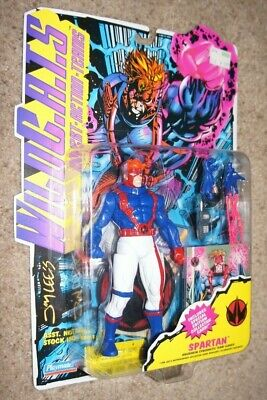 Spartan WILDcats Action Figure New In Package  for sale  Shipping to India