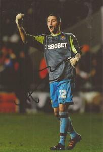 WEST-HAM-HENRI-LANSBURY-SIGNED-6x4-ACTION-PHOTO-COA