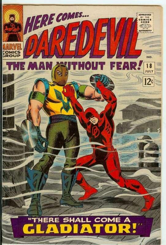 DAREDEVIL #18 8.5