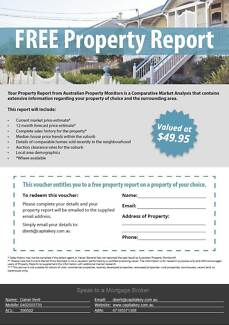FREE Property Report valued at $49.95! Sydney Region Preview