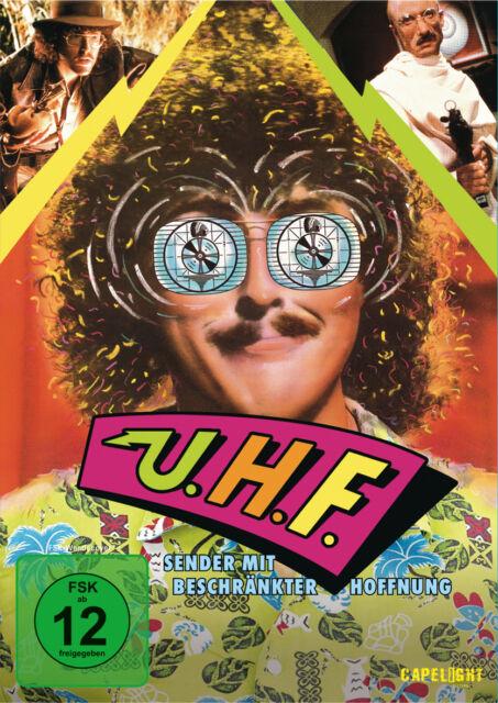 UHF - Sender mit beschränkter Hoffnung (Weird Al Yankovic) DVD NEU + OVP!