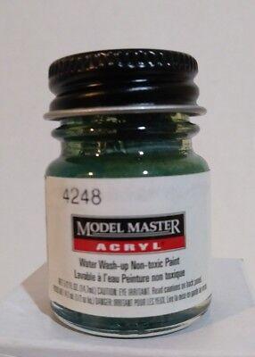 Testors Model Master 4248, #3 Green