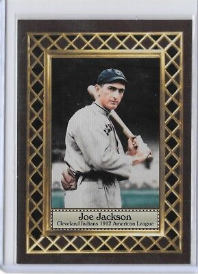 JOE Jackson 2010 Limited Edition Monarch Corona Fan Club Series Card 17of 300