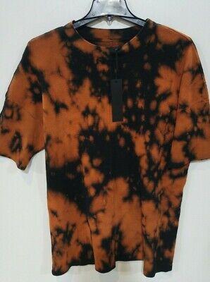 MSRP $125 Men's Daniel Patrick Acid Wash Oversized Tee Shirt Medium NWT S