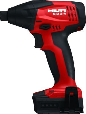 New Hilti Sid 2-a 12v Cordless Drill Driver - Tool Body Only