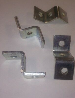 Unistrut P1043 Z Fitting 25pcs Zinc