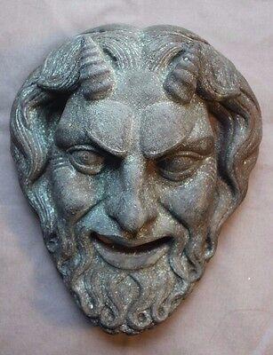 Репродукции Greek Roman Satyr Mask devil