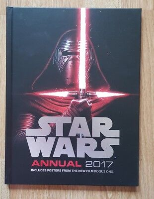 New Star Wars Annual 2017 Rogue One Book