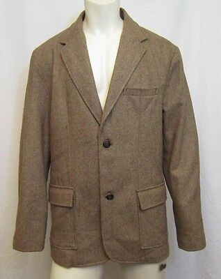 NEW OLD NAVY CLASSIC TAILORED WOOL SPORT COAT JACKET SIZE​ XL VIC-THOR1 (Thor Suits)