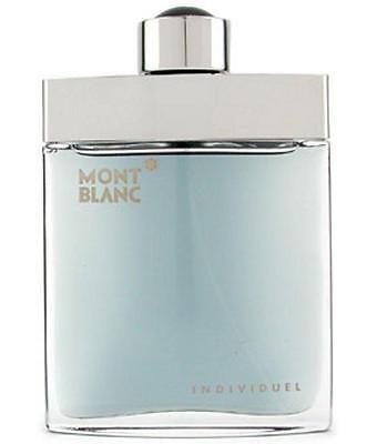 Individuel By Mont Blanc For Men 2 5 Oz Edt Spray New