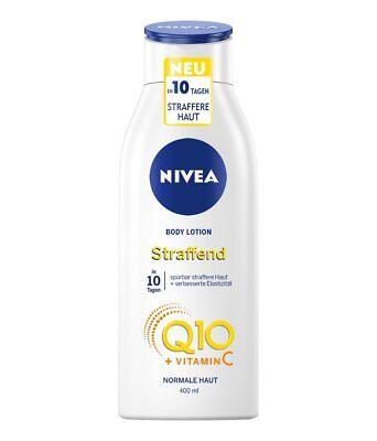 Nivea Hautstraffende Bodylotion Q10+Vitamin C 01x400ml