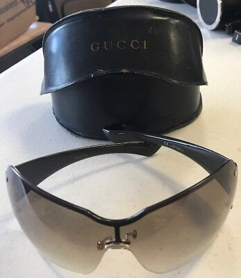 Gucci Sunglasses Brown GG 1825/S BMBDR 120 with Case