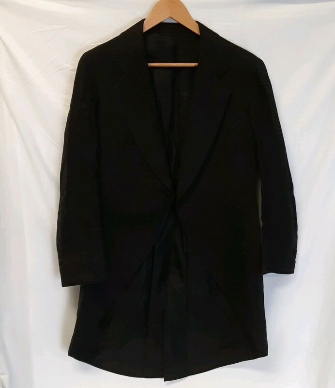 Vintage 1936 Rothschild Tailored Riding Equestrian Jacket Coat 39 Short Wool