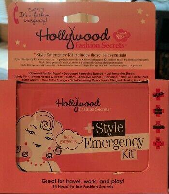 Hollywood Fashion Secrets 14 Piece Emergency Kit
