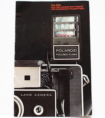 Инструкции и руководства Polaroid The 400s