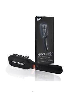 Nano brush hair straightener $80 Abbotsbury Fairfield Area Preview