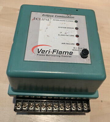 Eclipse 5605-22 Vf560522aa Flame Monitoring System